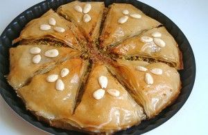 The pastilla from Morocco makes you want to travel!