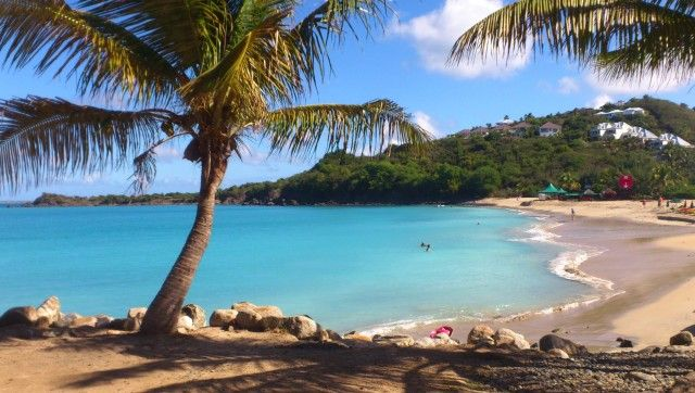 Saint Martin, an ideal island for home exchanges