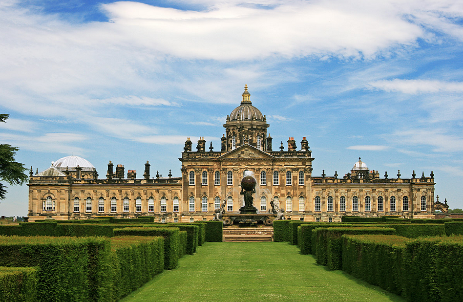 GuestToGuest, UK best stately homes, castle howard yorkshire