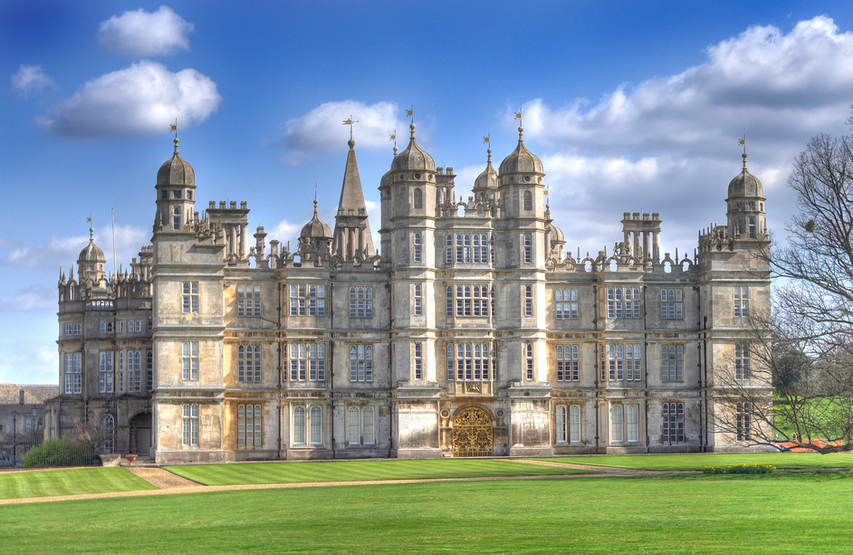 GuestToGuest, UK best stately homes, Burghley House, Lincolnshire