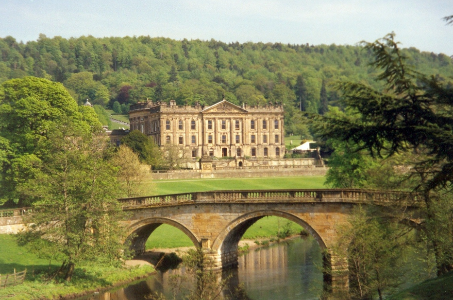 GuestToGuest, uk best stately homes, chatsworth house derbyshire