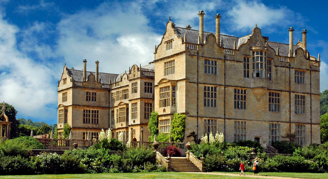 GuestToGuest, UK best stately homes, Montacute house somerset