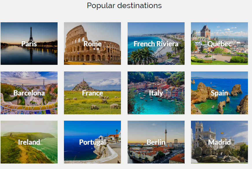 The 45-Second Trick For Top Travel Destinations