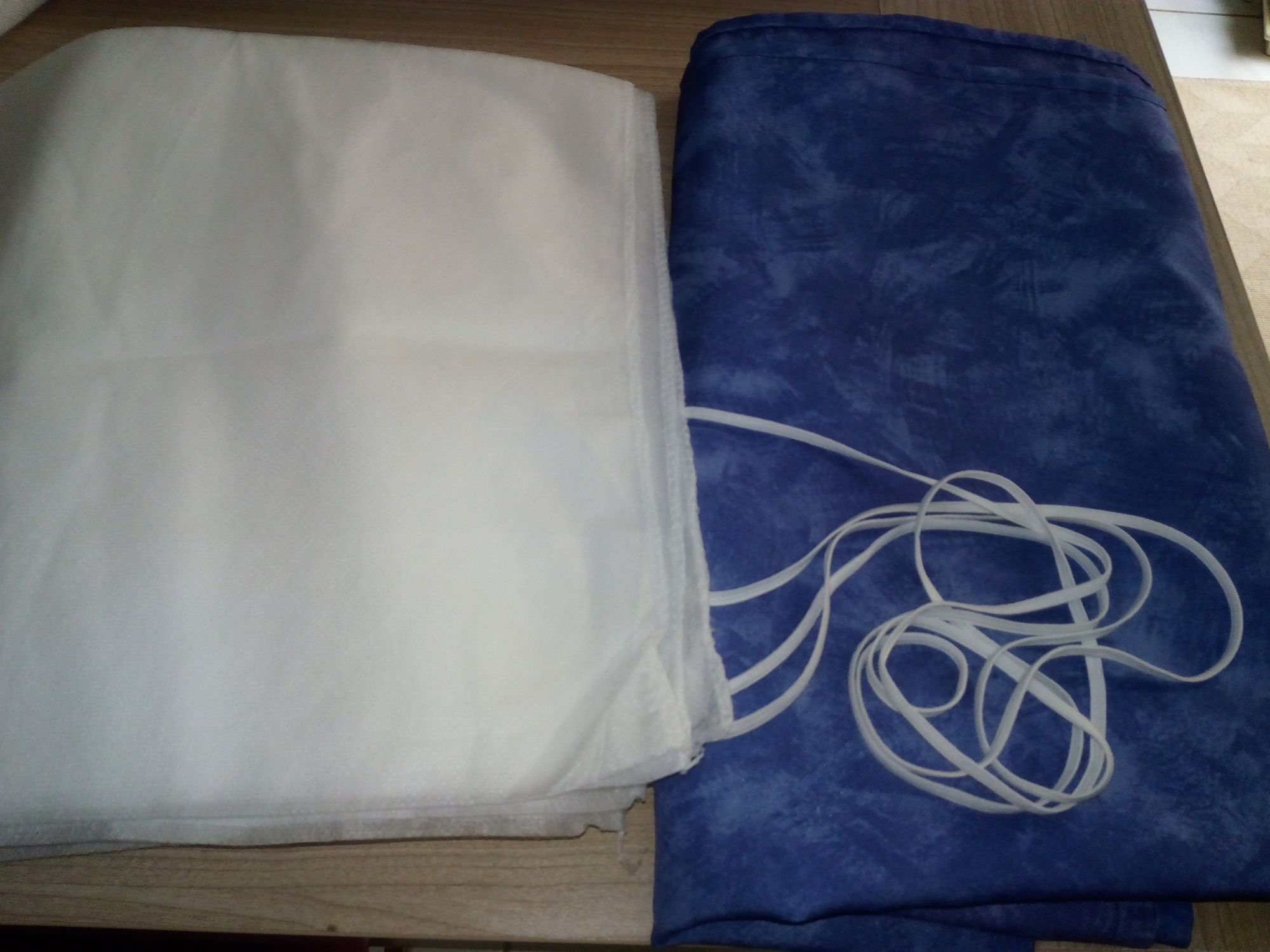 Materials to make masks during the COVID-19 outbreak