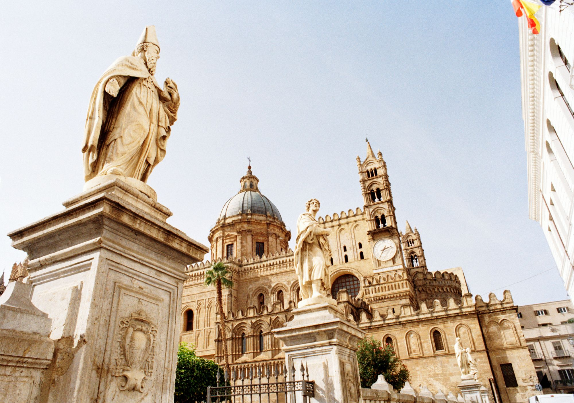 Palermo Italy Palatine Chapel Home exchange