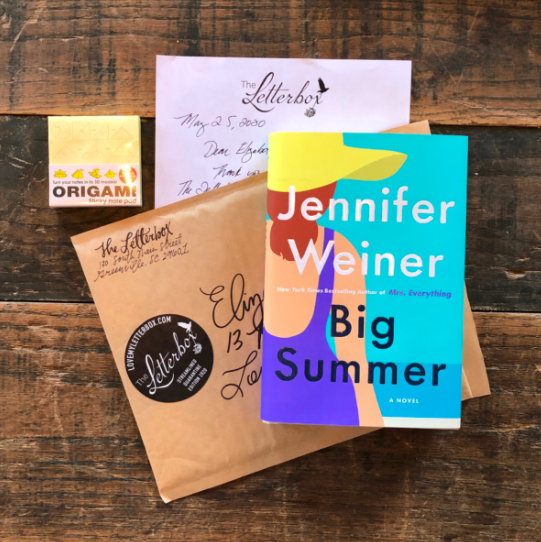 Beach reads from The Letterbox - HomeExchange beach vacation travel essentials