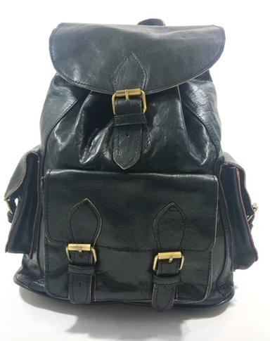 Made Leather Company Nomad Backpack