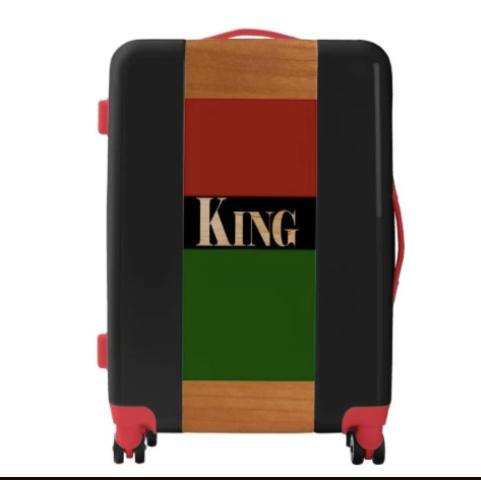 Kingdom of Mel Medium Suitcase