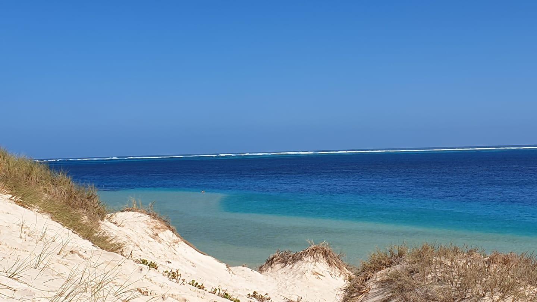 Coral Bay in Western Australia