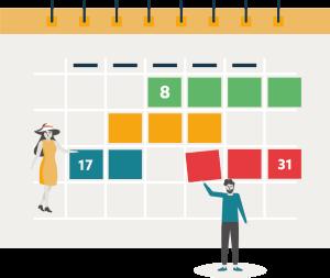 calendar--exchange--home--vacation
