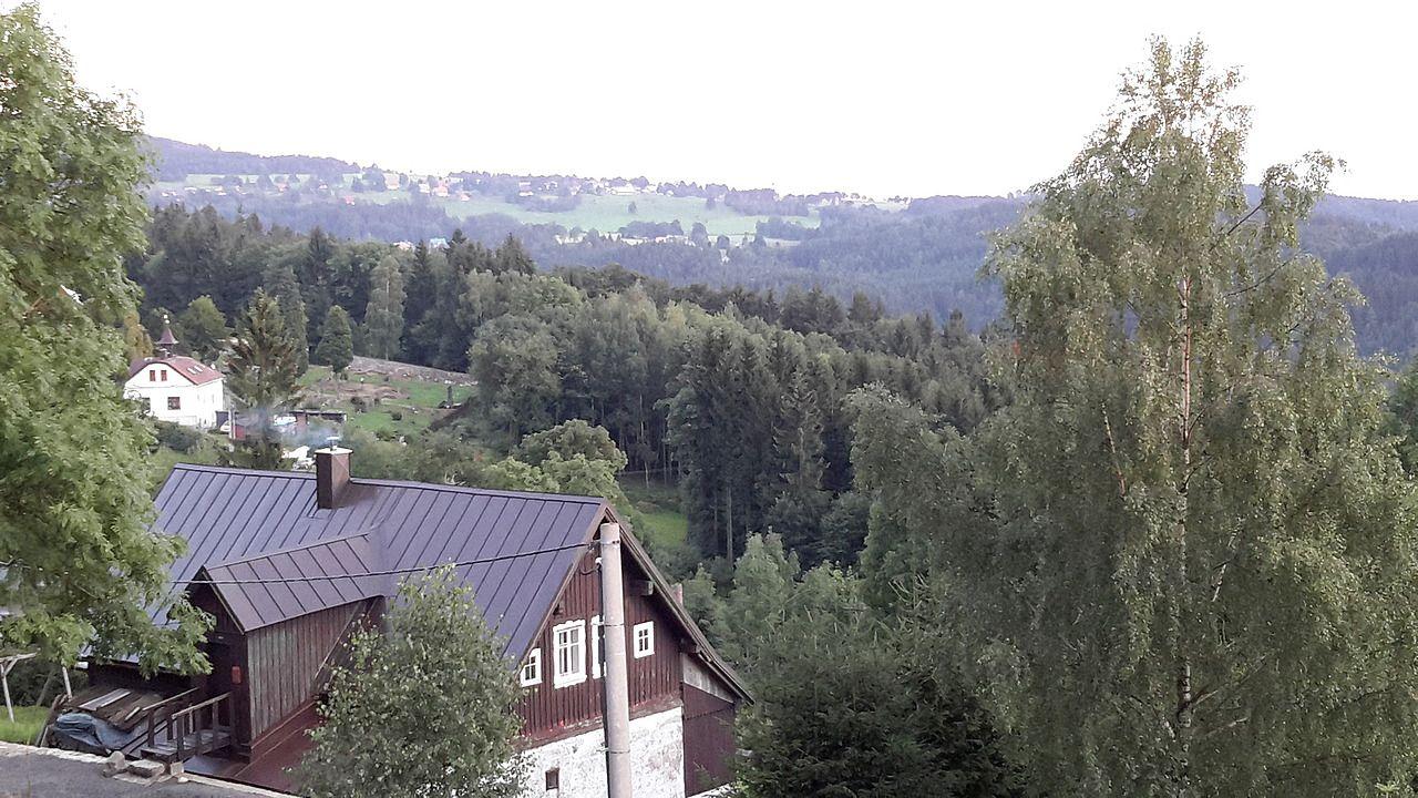 William's home exchange in northern Czech Republic