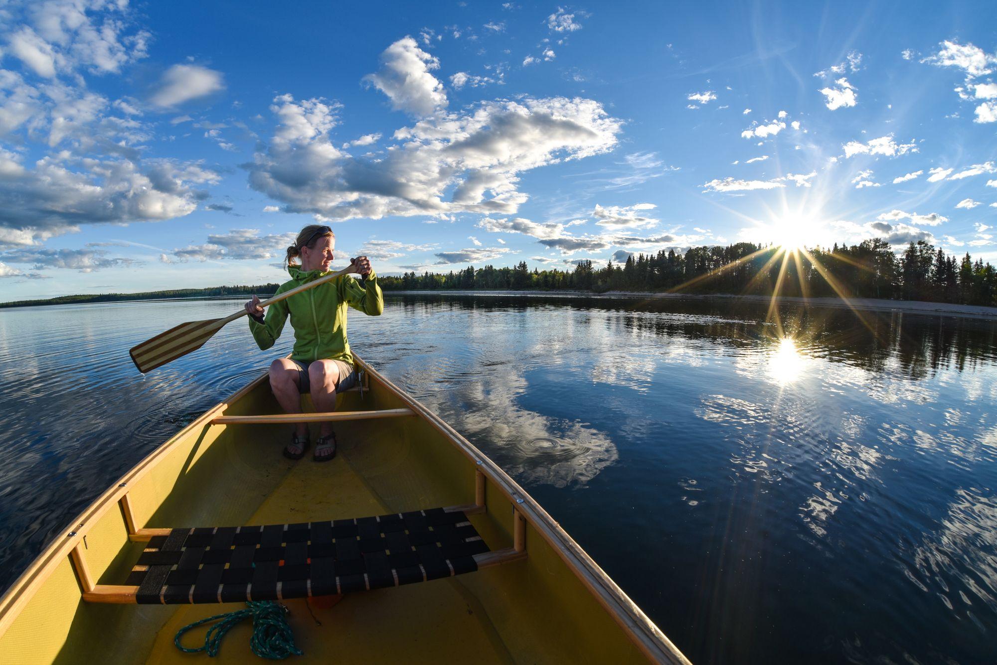 Explore Prince Albert National Park in Saskatchewan, Canada
