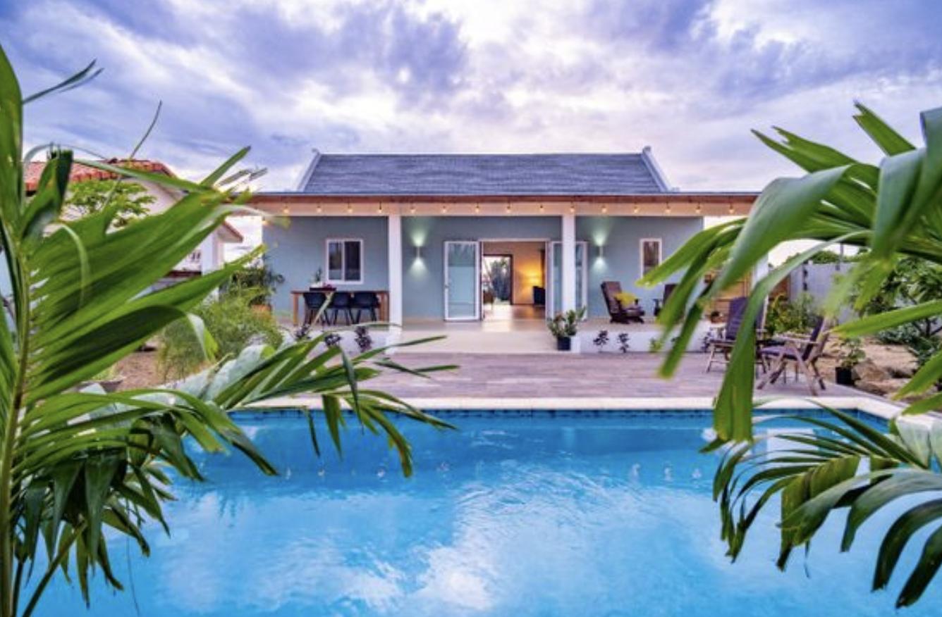 Vacation home exchange in Aruba, Caribbean