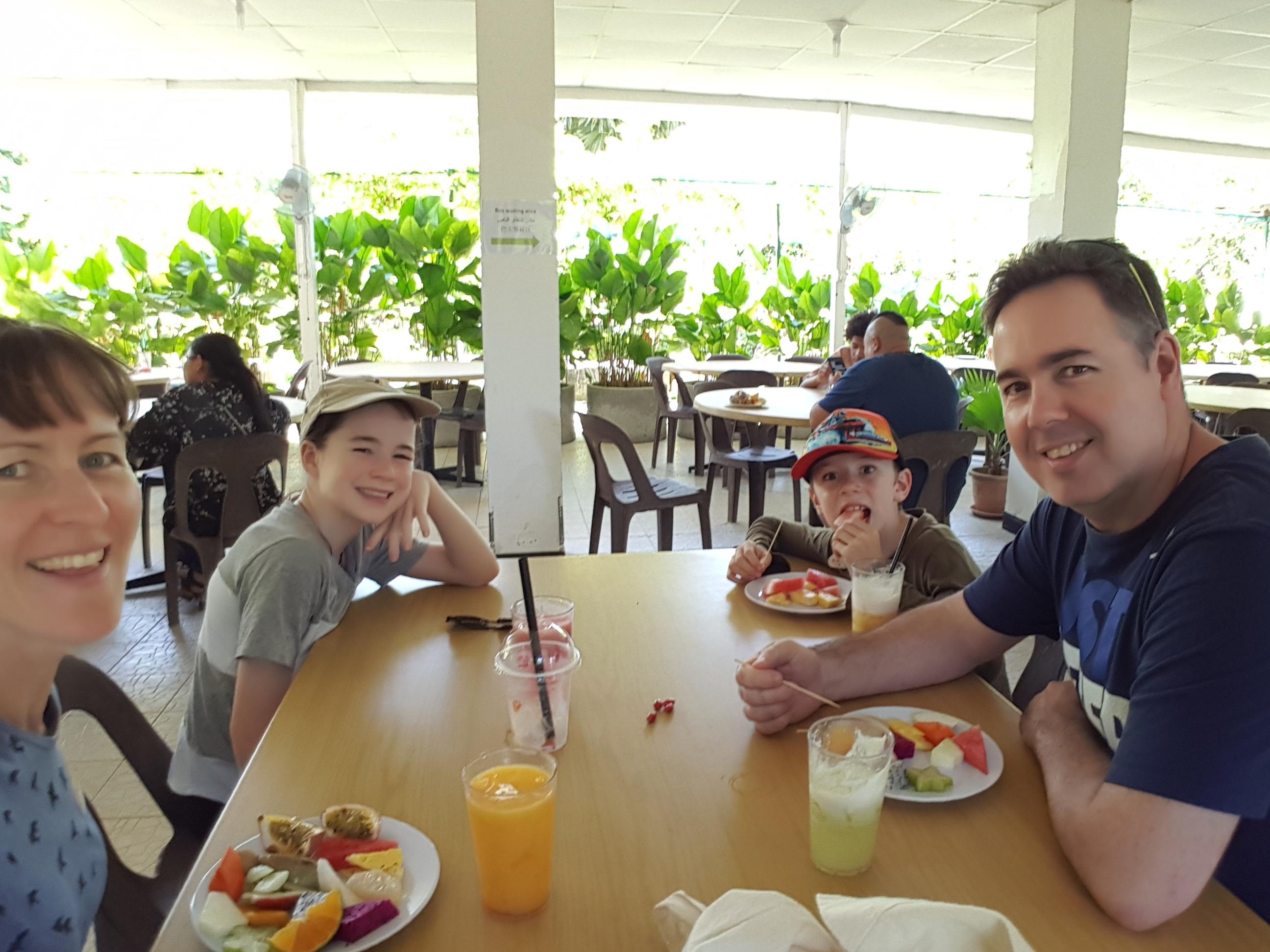 HomeExchange budget travel with kids
