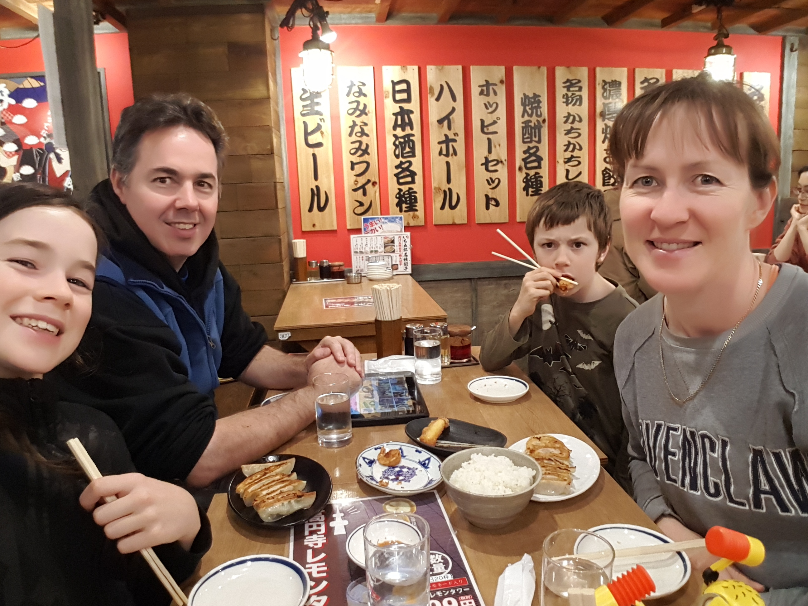 Japan travel on a budget with kids