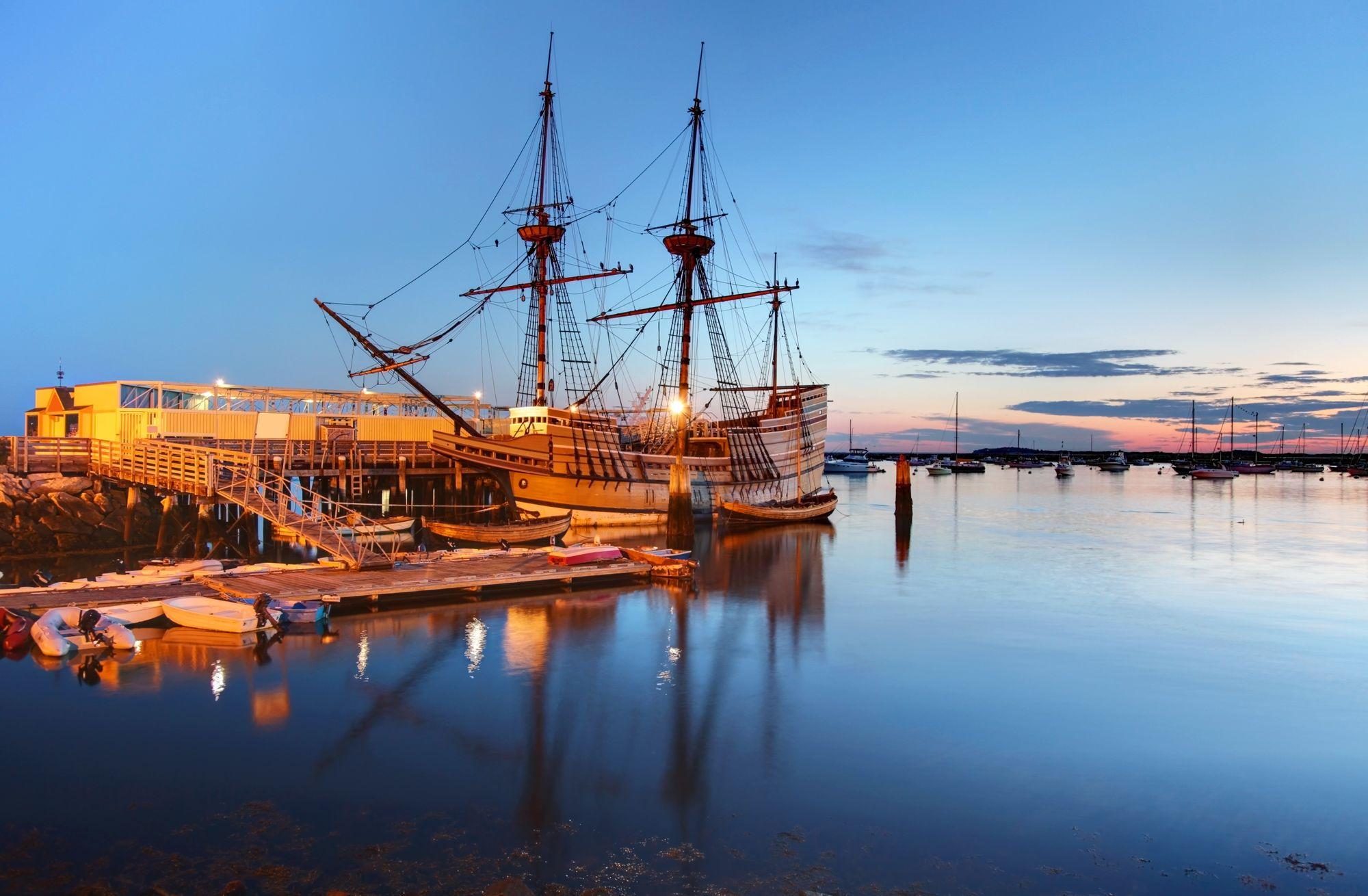 Take a field trip in Plymouth Massachusetts