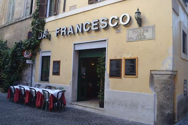 2. pizzeria da Francesco